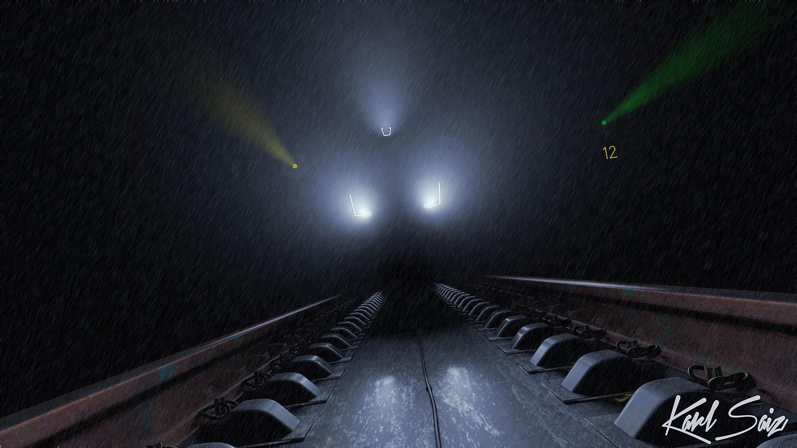 [Fun & Fantasy] Baureihe 176: a fictional locomotive