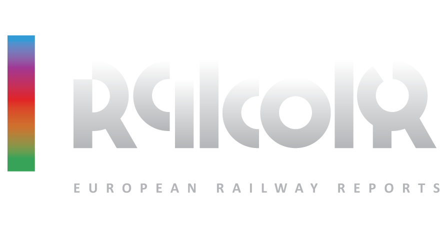 Railcolor News! Cool trains, colorful railways