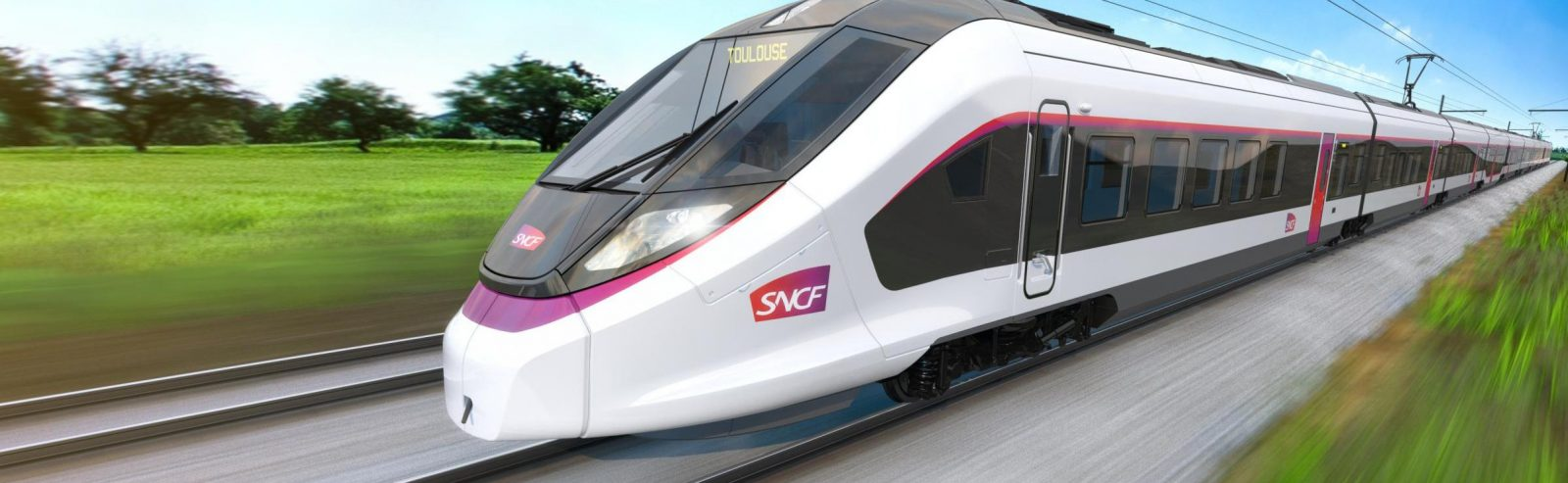 [FR] SNCF: CAF is the preferred supplier for our new long distance trains
