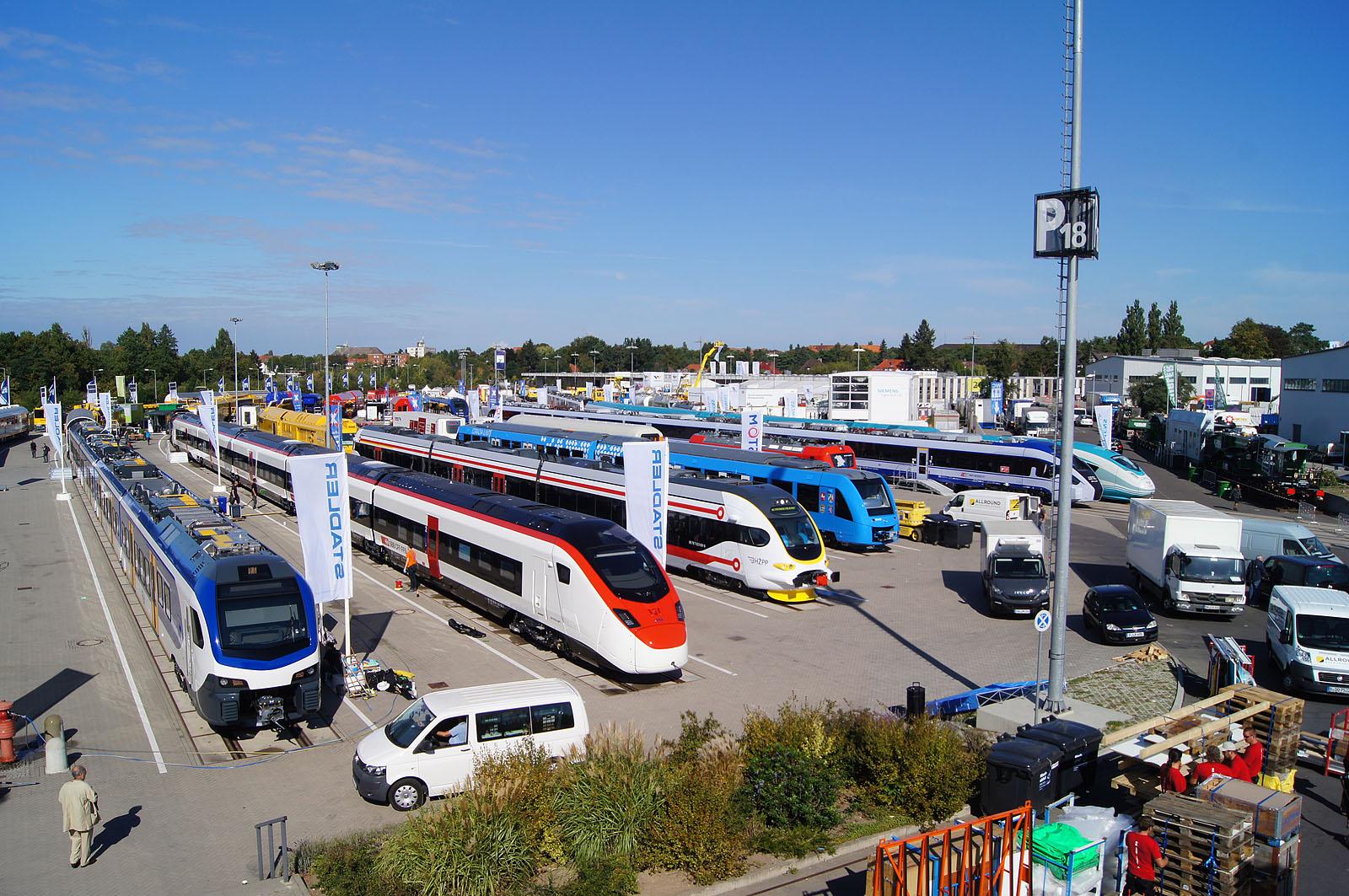 [CH] In the picture: Stadler Rail's Giruno for SBB