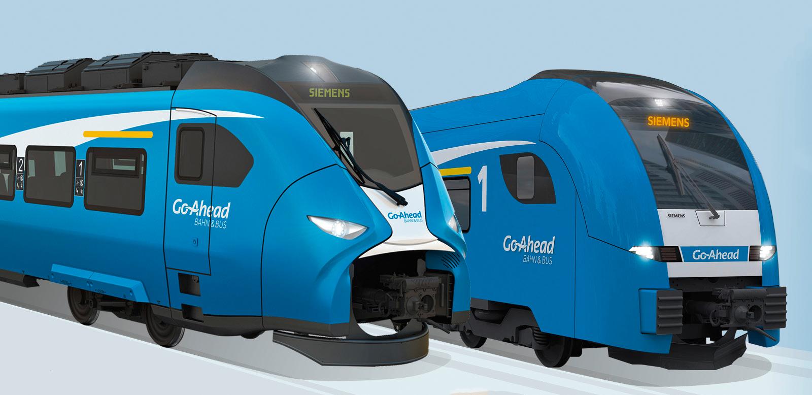 DE / Expert] Go-Ahead orders Siemens Mireo and Desiro HC for