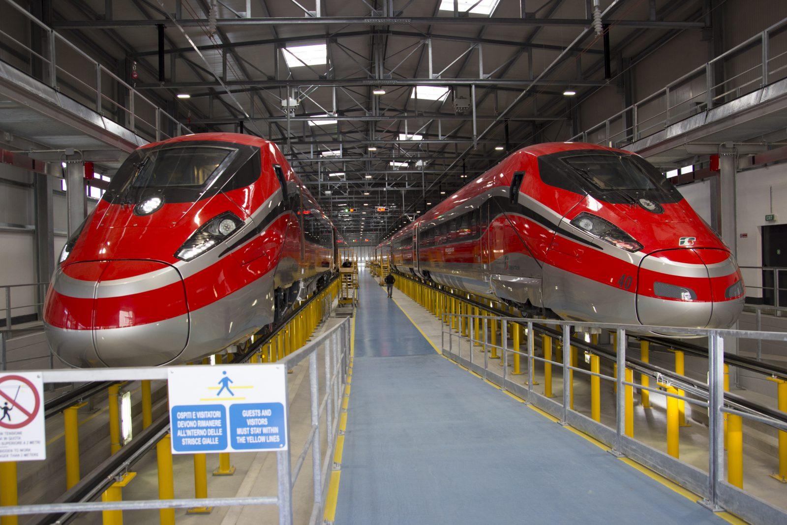 [IT] More Frecciarossa 1000 High Speed Trains For