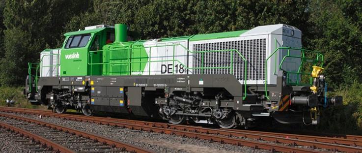 [LU] CFL Cargo replaces G1206 rental locos with new DE18s