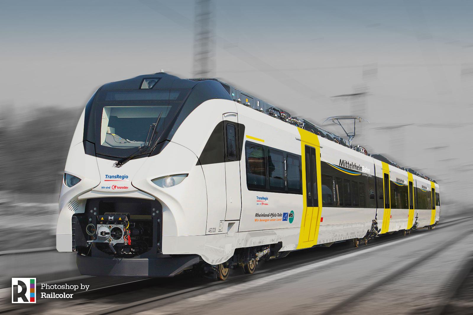 DE] Alpha Trains orders Mireo for TransRegio's