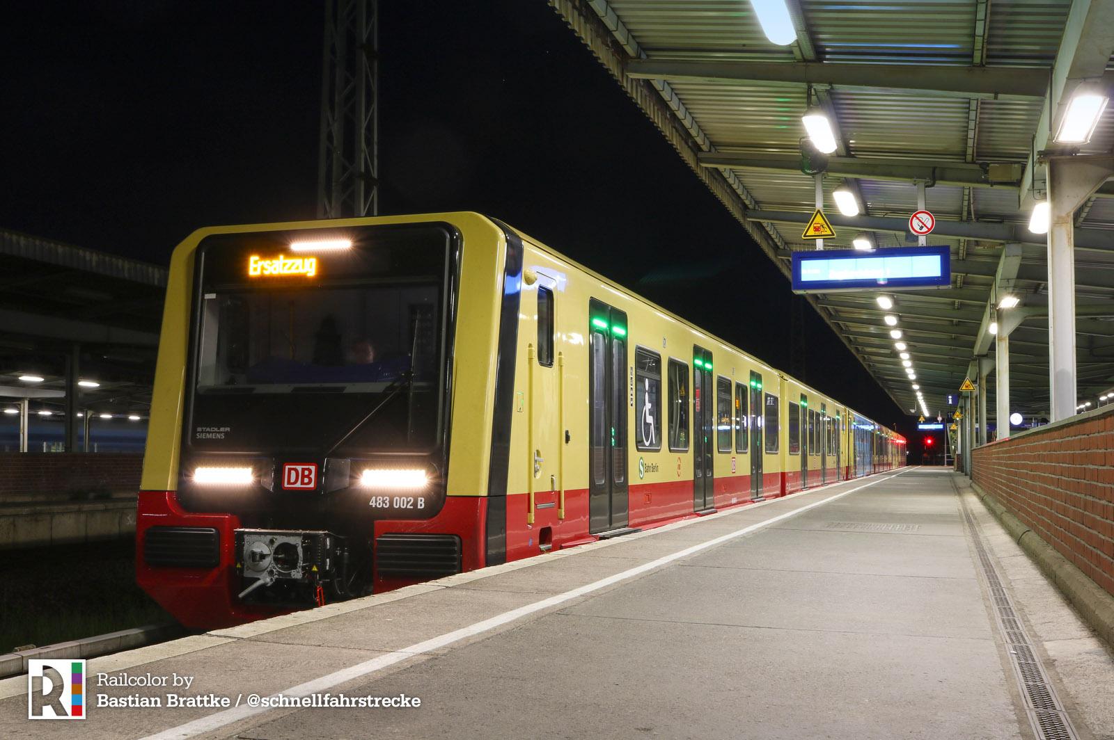 S Bahn News Berlin