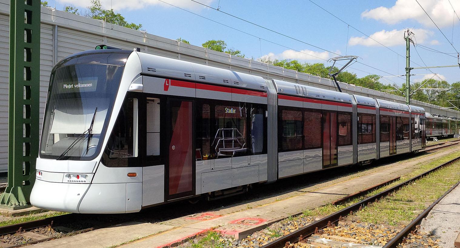 Stadler Rail News