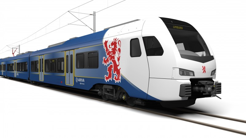 Artist impression - Copyright Stadler Rail