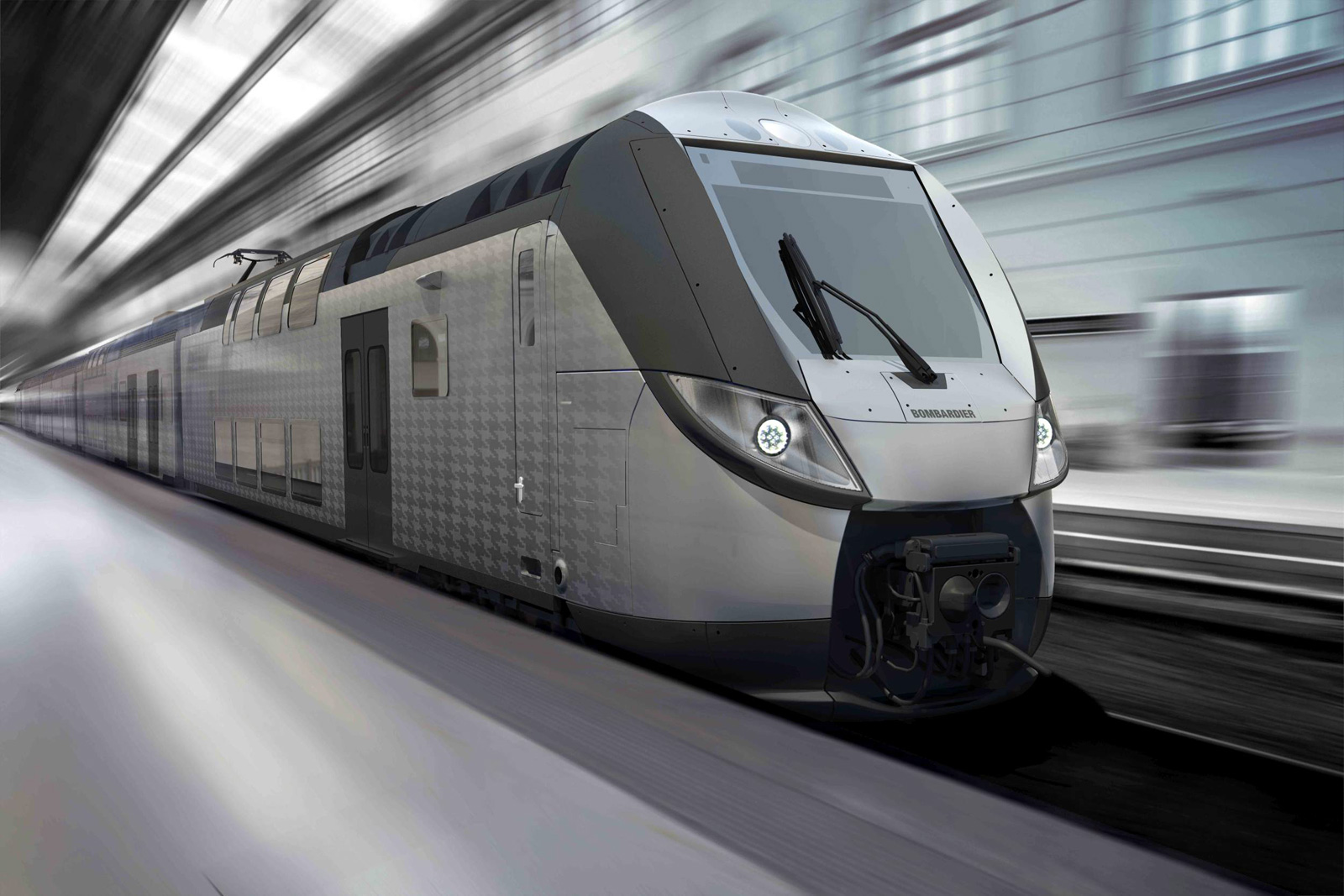 [FR] Bombardier's intercity train for France: OMNEO Premium