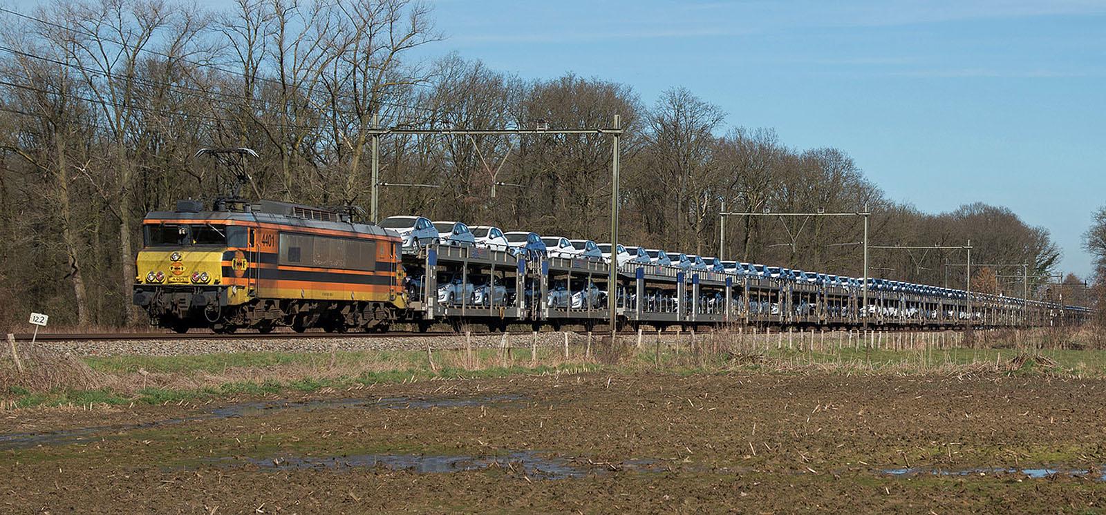 [NL] Railcolor: former NS locomotives series 1600