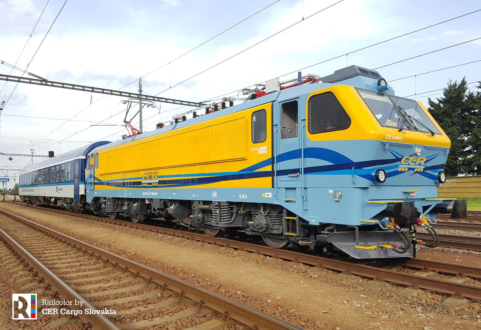 Photo Cer Cargo Slovakia
