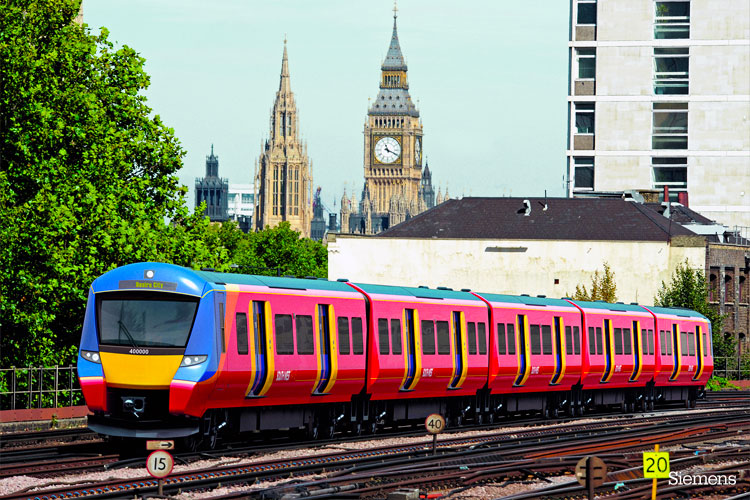 [UK] South West Trains is second customer for Siemens' DesiroCity