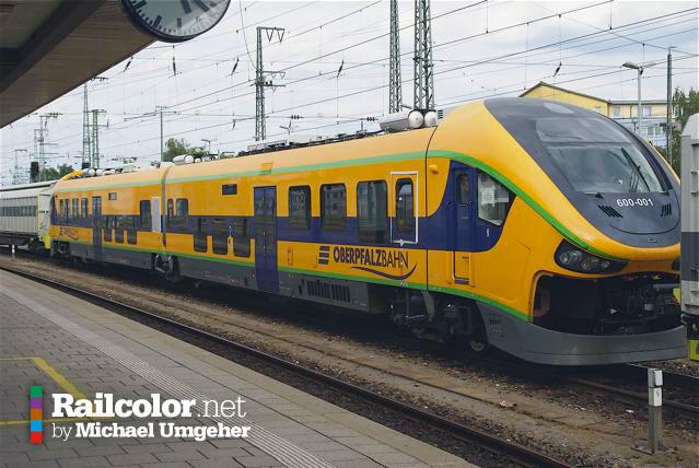 [DE] Pesa Link for the Oberpfalzbahn