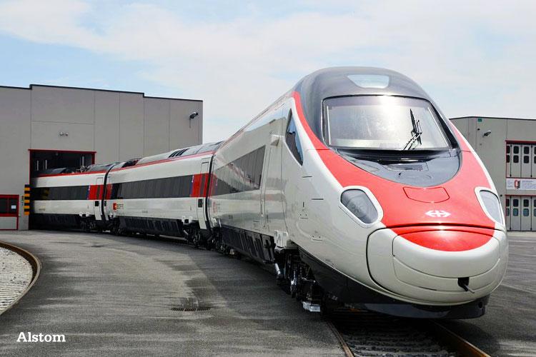 [CH/IT] SBB ETR 610, first train of 2nd batch ready