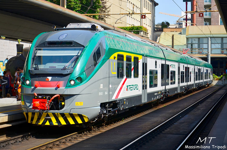 [IT] Alstom Coradia Meridian: ETR425 in Trenord livery