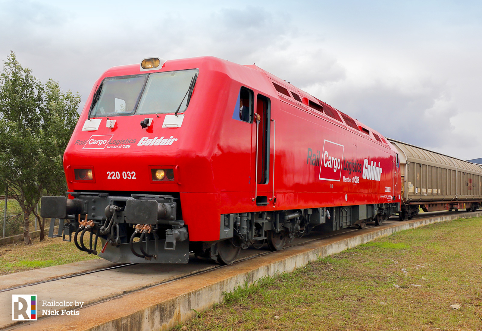 GR] RCLG: First private train in Greece scheduled for
