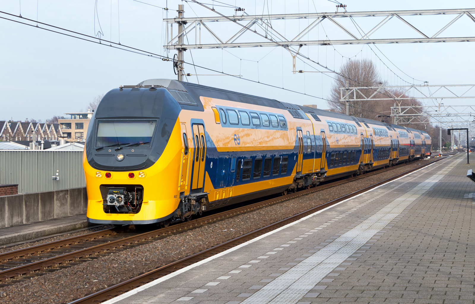 [NL] The first generation VIRM trains get a redesign