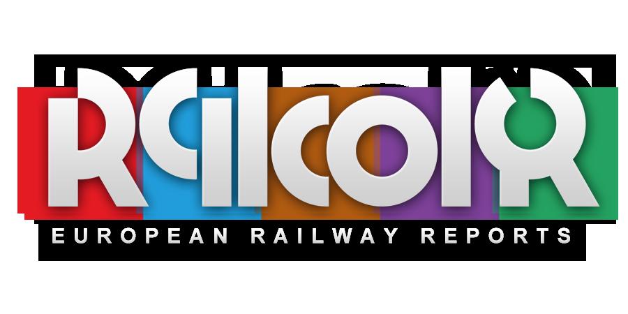 Railcolor News! Cool trains, colorful railways