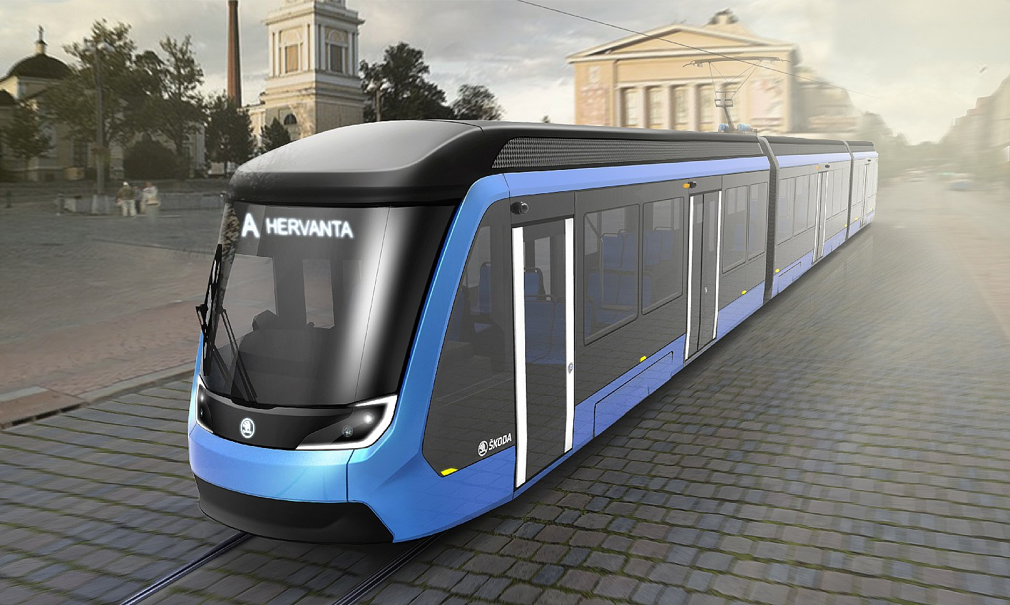 [FI] Skoda's Transtech Oy sells LRVs to Tampere, the third city of Finland