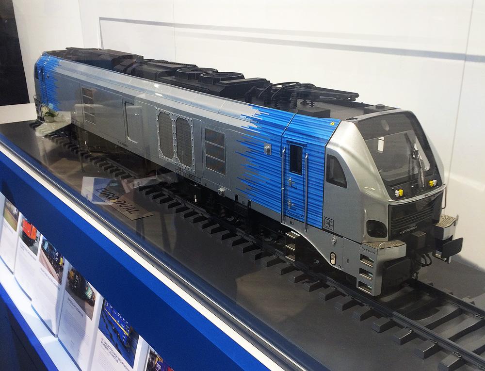 DE] 6 axle hybrids: HVLE is launching customer for Stadler's